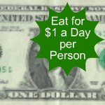 Eating on a Dollar a Day Link