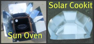 Solar Cookers Sun Oven & Solar Cookit