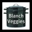 Blanching Vegetables