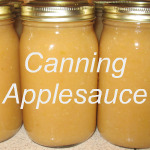 Link to Canning Applesauce
