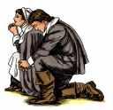 Collectivism - Pilgrims Praying