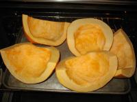 Peeling and Cooking Pumpkin