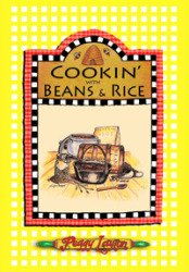 Cooking with Beans and Rice Recipe Book
