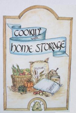 Cooking With Home Storage