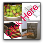 Dehydrating Apples Equipment and Supplies
