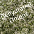 Dehydrating Onions