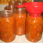 Canning Spaghetti Sauce