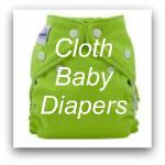 Cloth Baby Diapers FuzziBunz