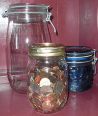 Money Saving Ideas - Money Jar