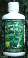 Organic Minerals Drink