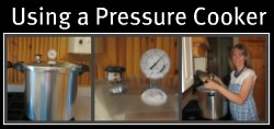 Using Your Pressure Cooker