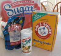 Rehydration Formula Supplies