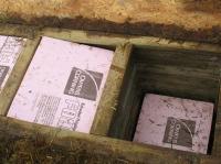 Root Cellar Styrofoam