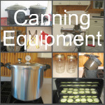 Buy Canning Equipment
