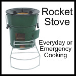 Buy a Rocket Stove