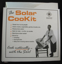 Solar Cookit