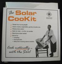 Solar Cookit