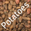 Storing Fresh Potatoes