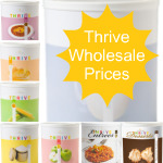 Thirve Wholesale Food Storage Link