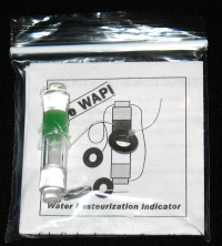 Solar Water Purification WAPI