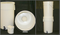Ceramic Gravity Water Filter