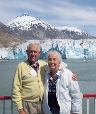 Enjoying an Alaskan Cruise