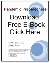 Swine Flu Preparation - Pandemic Book