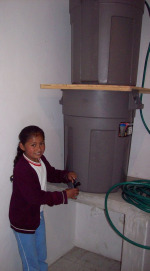 Using Ceramic Dome Water Filter in Paraguay