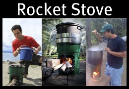 Rocket Stove