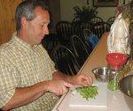 Canning Green Beans - Cutting Beans