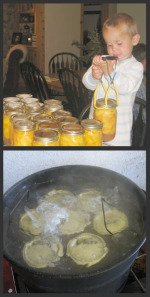 How to Use Boiling Water Canner - two
