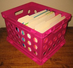 Simple Coupon Filing System