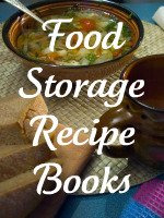 Bulk food storage guidelines food storage recipe books forumfinder Choice Image