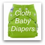 Cloth Baby Diapers FuzziBunz