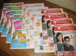 Newspaper Coupon Inserts