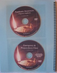 Flu Pandemic Prepredness DVDs