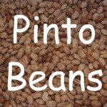 Recipes for Pinto Beans