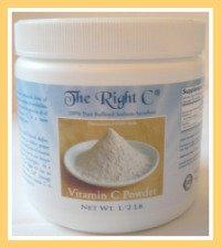 Vitamin C Ascorbate - The Right Vitamin C