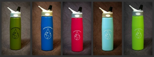 Wataer Bottle with Filter 5 colors