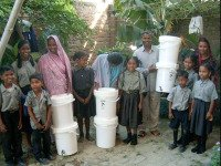 Using Gravity Water Filter in India